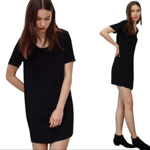 Aritzia Wilfred Free Teigen T-Shirt Dress